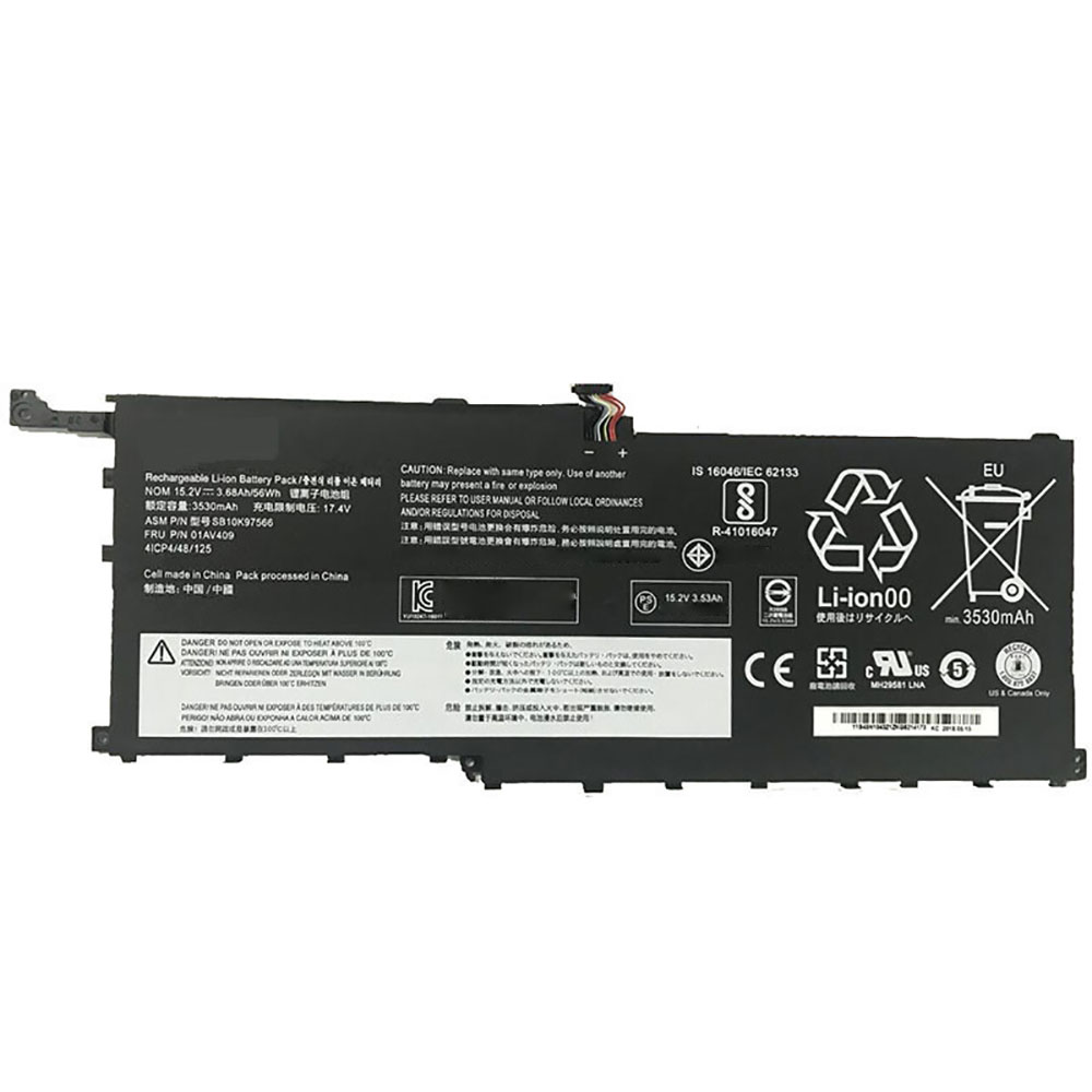 Lenovo X1 Yoga ThinkPad X1 Car... Battery