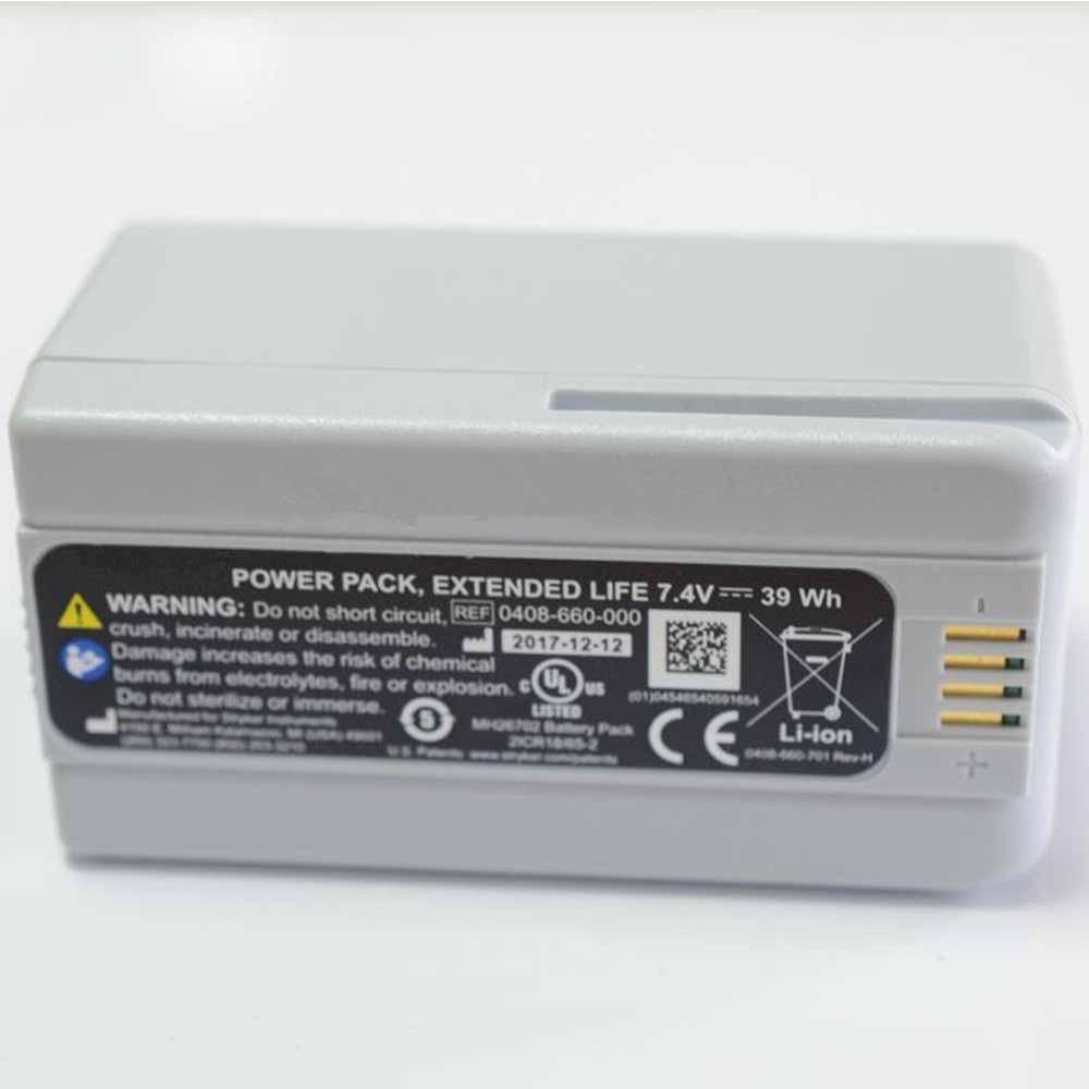 Stryker Power Pack Extended Li... Battery