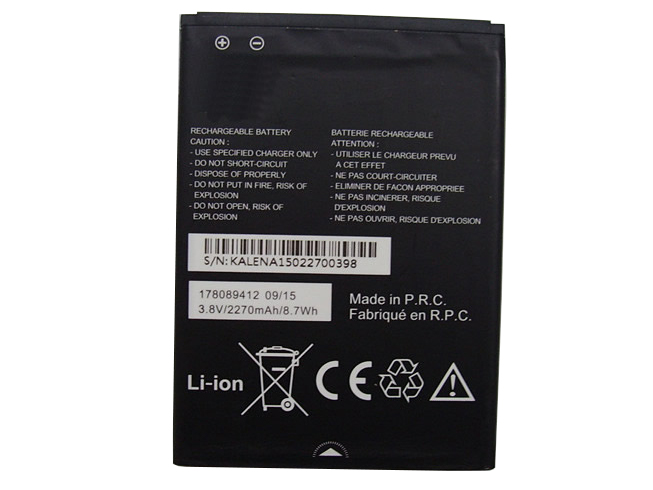 MobiWire 178089412 Phone panel... Battery