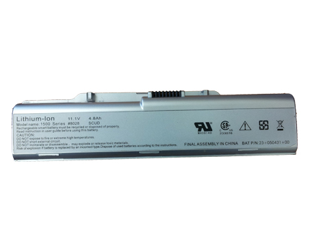 Twinhead 10D Series HASEE Eleg... Battery