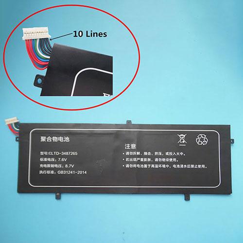 Jumper Ezbook 3 Pro 13.3 inch ezbook 3 Pro LB10 HW 3487265 Ezbook 3 Pro V3 V4 battery