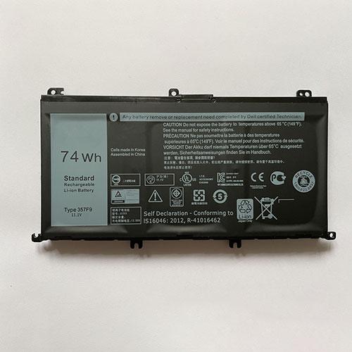 357F9 battery