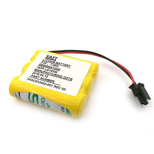 ABB 3HAC033492-001 1S3PLS14500 Battery