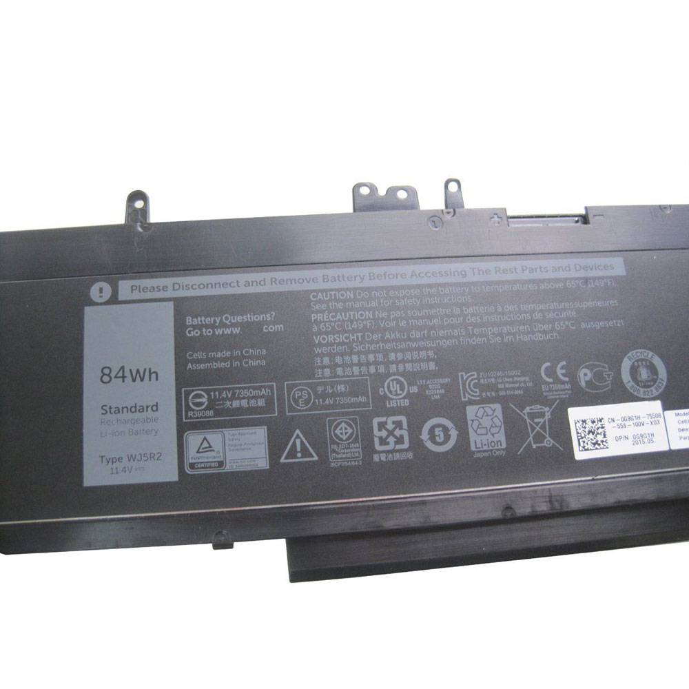 Dell Precision 3510 Series battery