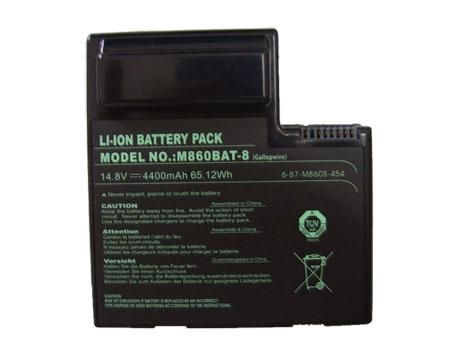 6-87-M860S-4P4 battery