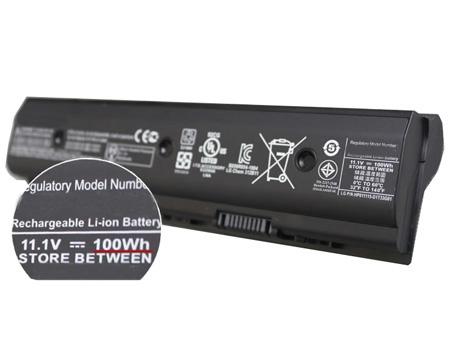 HP Pavilion DV4-5000 DV6-7000 ... Battery