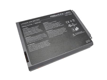 MSI Megabook L610I 3056D Battery