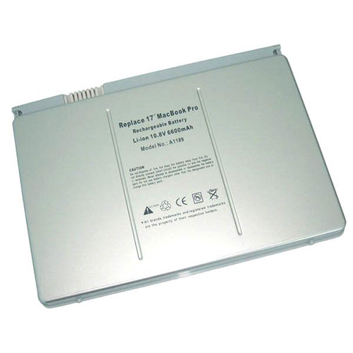 Apple MacBook Pro 17 Inch MA61... Battery