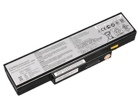 Asus K72, K72JK, K72JR, k72F s... Battery