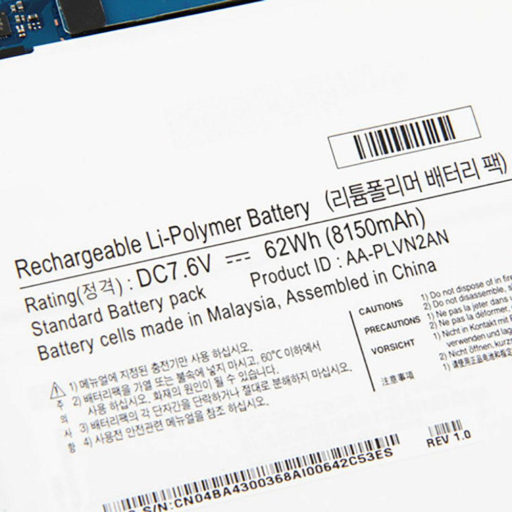 Samsung ATIV 930X5J K01 NP930X5J K02DE 15.6inch battery