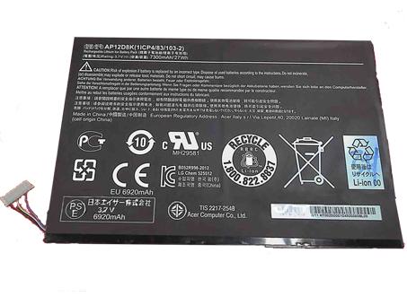 AP12D8K battery