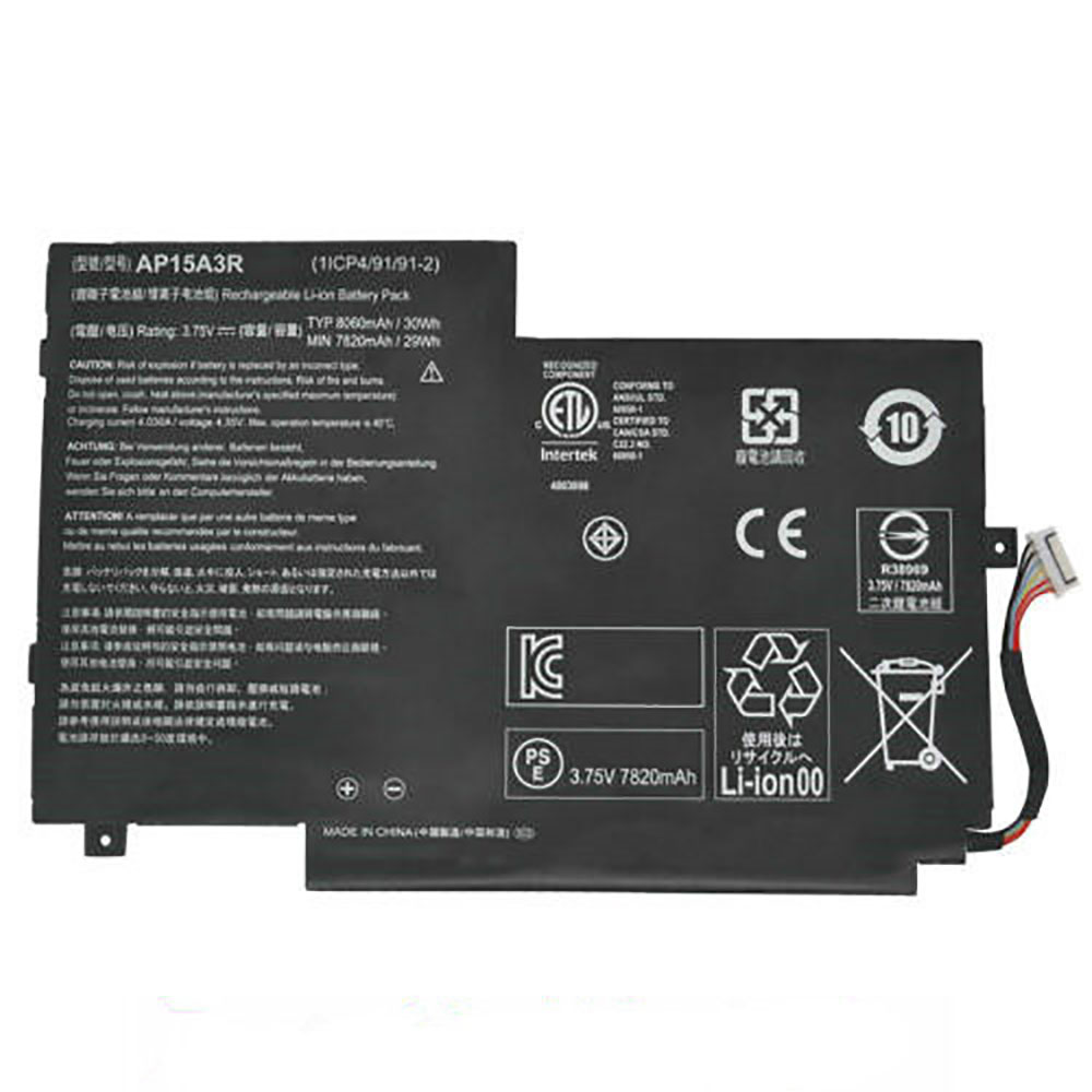 Acer Aspire Switch 10 SW3 013 10E SW3 013P Laptop series battery