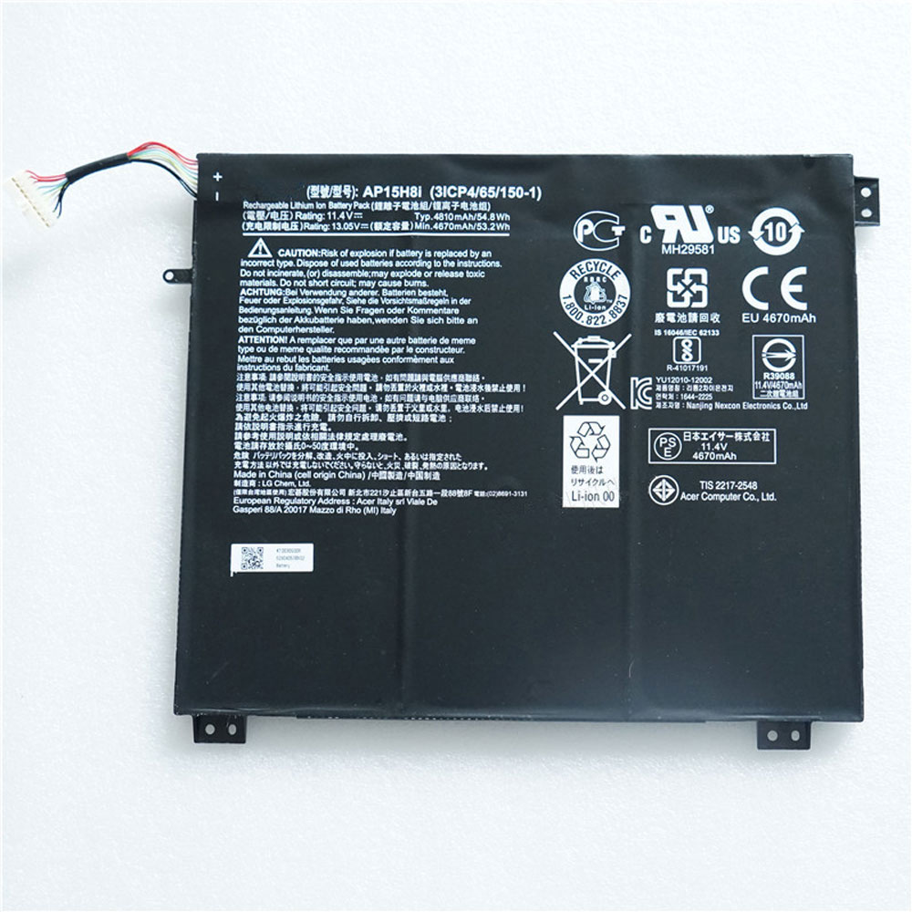 Acer Aspire One CloudBook 14&q... Battery