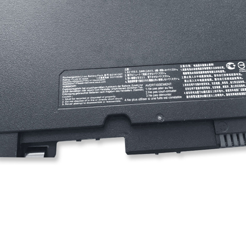 Asus BU403UA B8430UA 0B200 01730000 Series battery