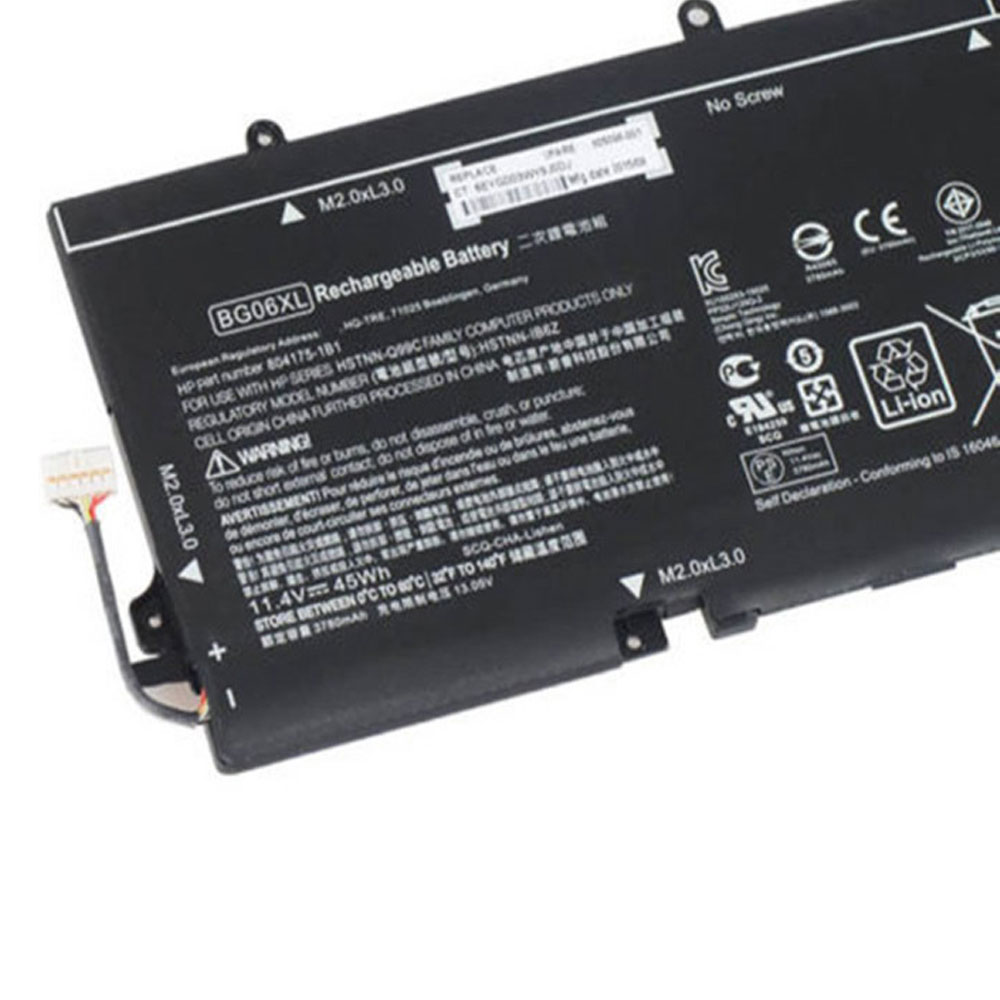 BG06XL battery