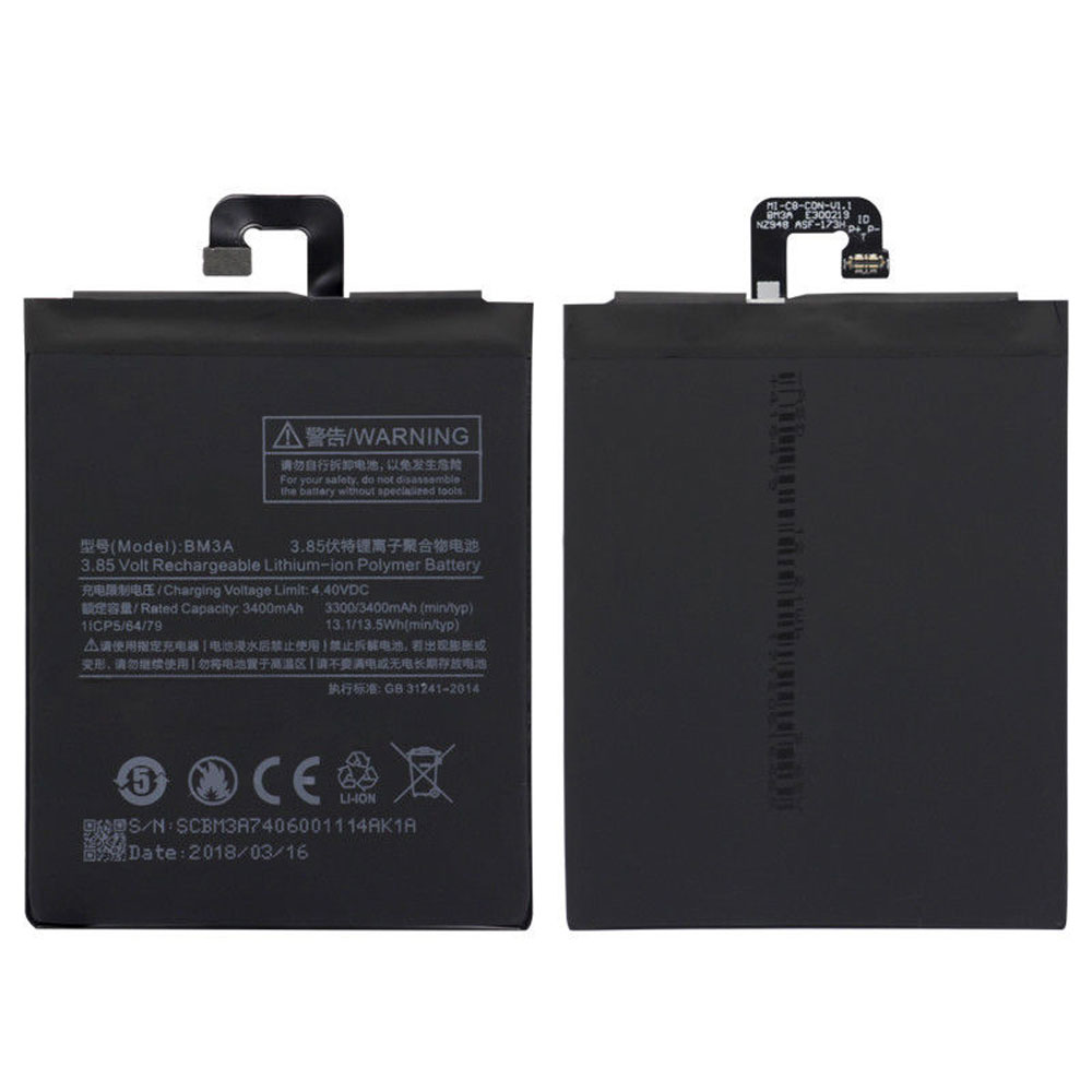 Xiaomi Note3 Note 3 battery
