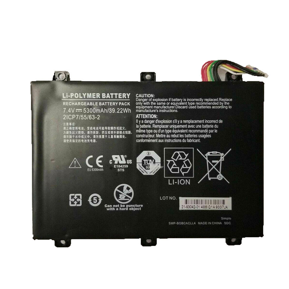 Xplore XSlate B10 IX101B2 D10 ... Battery