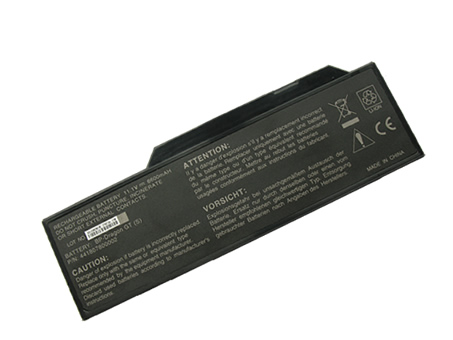 Mitac MiNote 8207 8807 8227  Battery