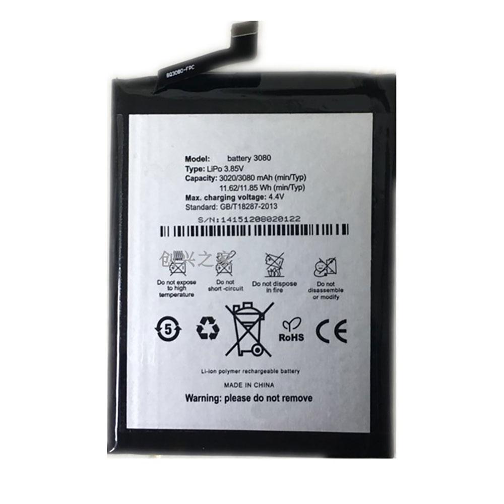 3080 battery
