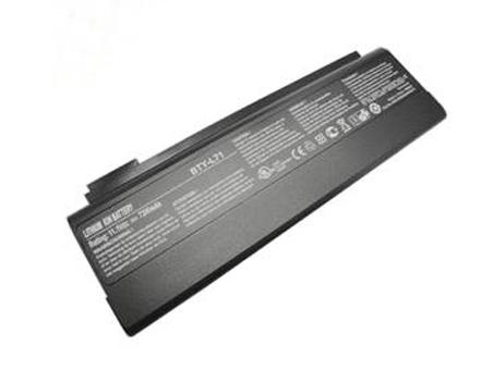 MSI   Megabook L610 L720 L73... Battery