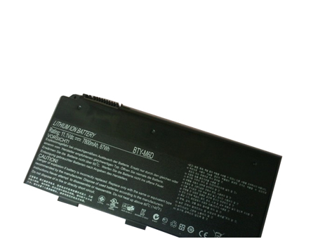 BTY-M6D battery