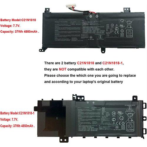 C21N1818 battery