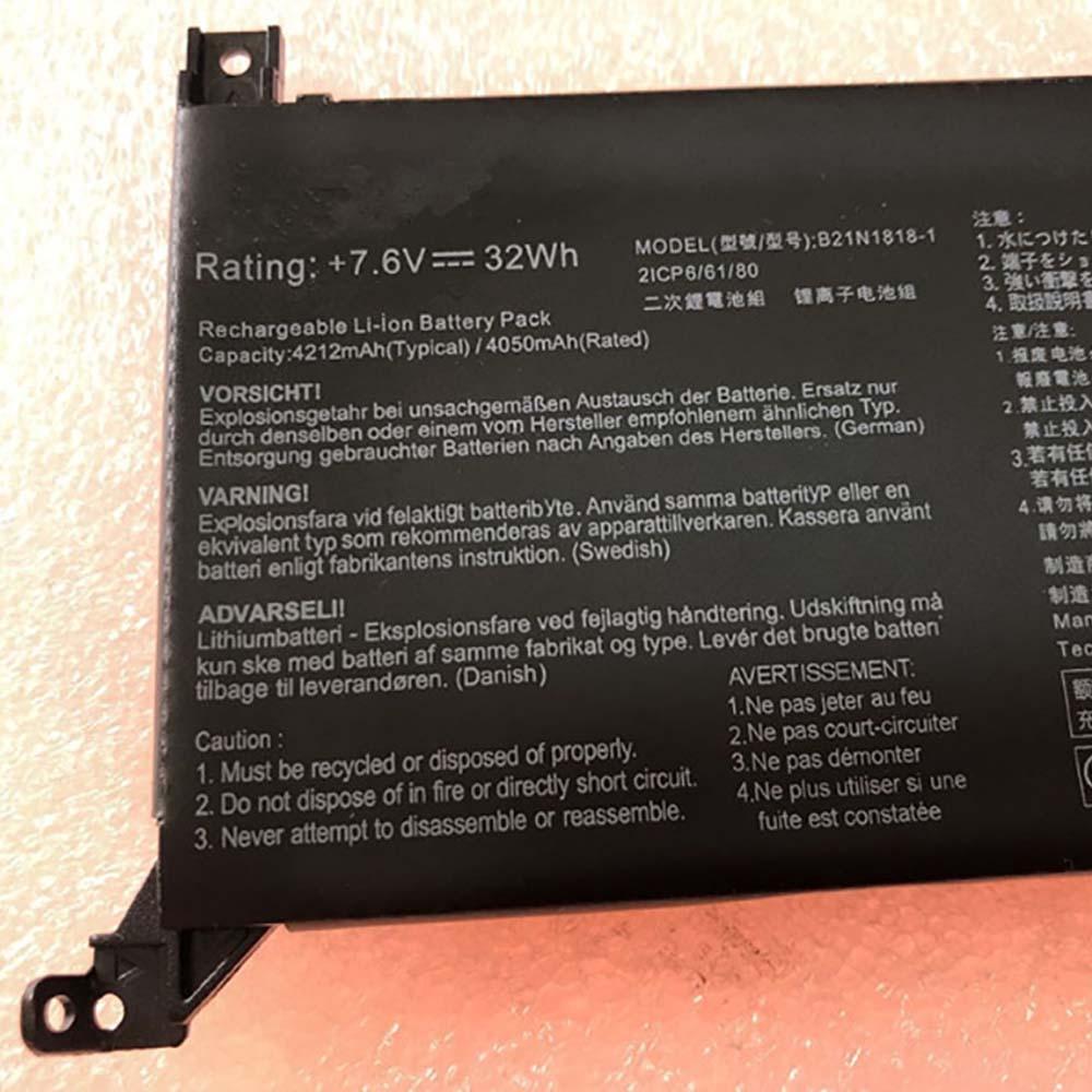 ASUS VivoBook 14 X412 X412DA X412F X412FA X412FJ battery
