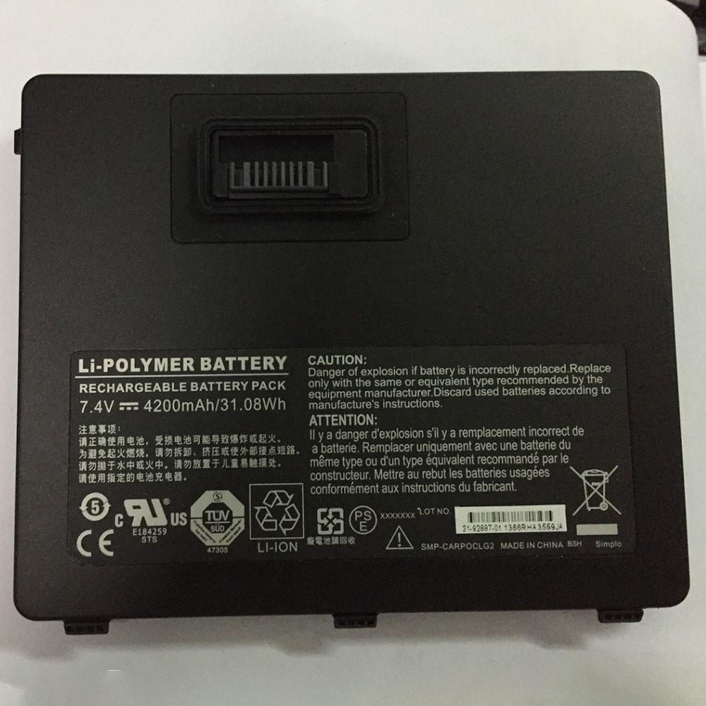 SMP SMP-CARPOCLG2 Series Battery