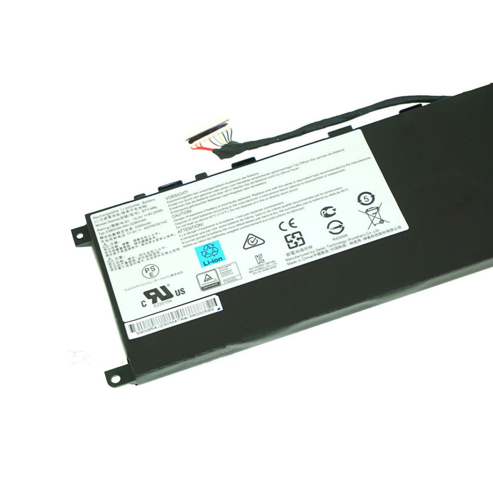 MSI GS65 STEALTH MS 16Q4 battery