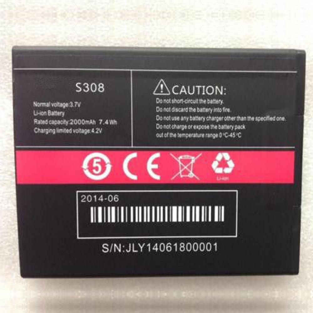 S308 battery