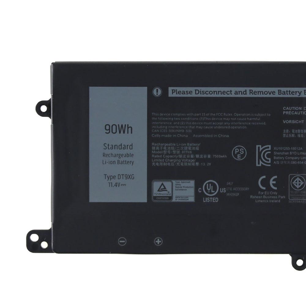 DT9XG battery