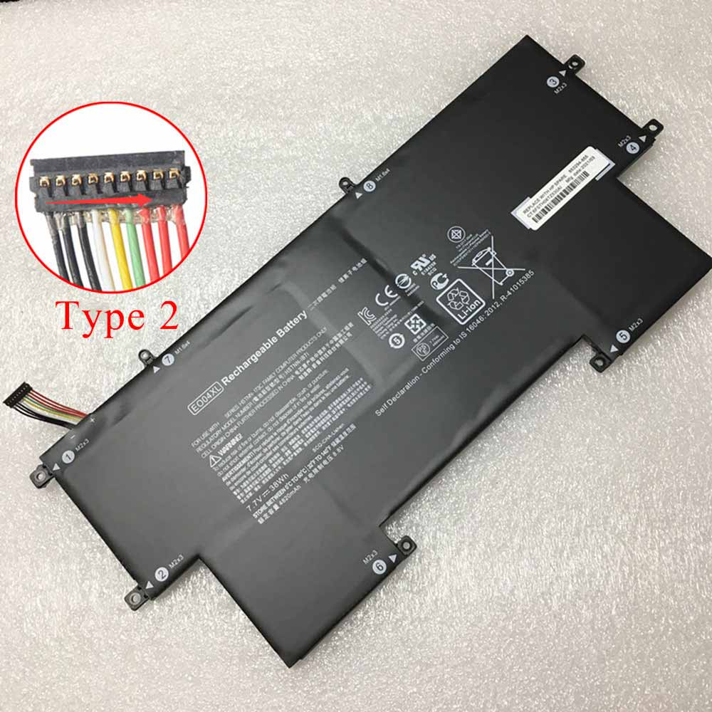 HP EliteBook Folio G1 battery