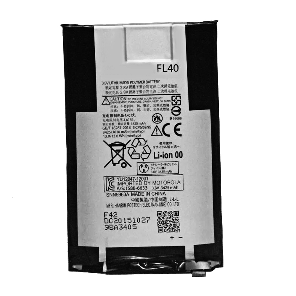 FL40 battery