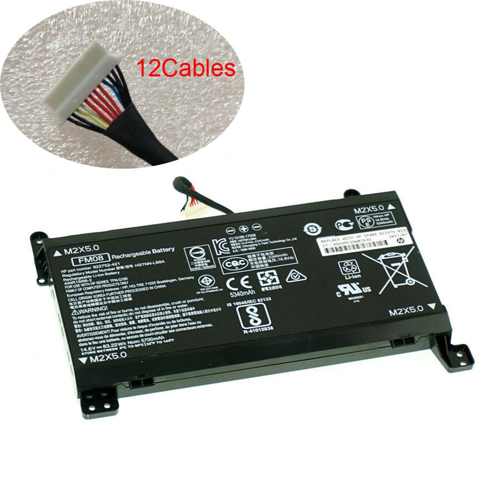 HP OMEN 17-AN013TX 17-AN014TX ... Battery