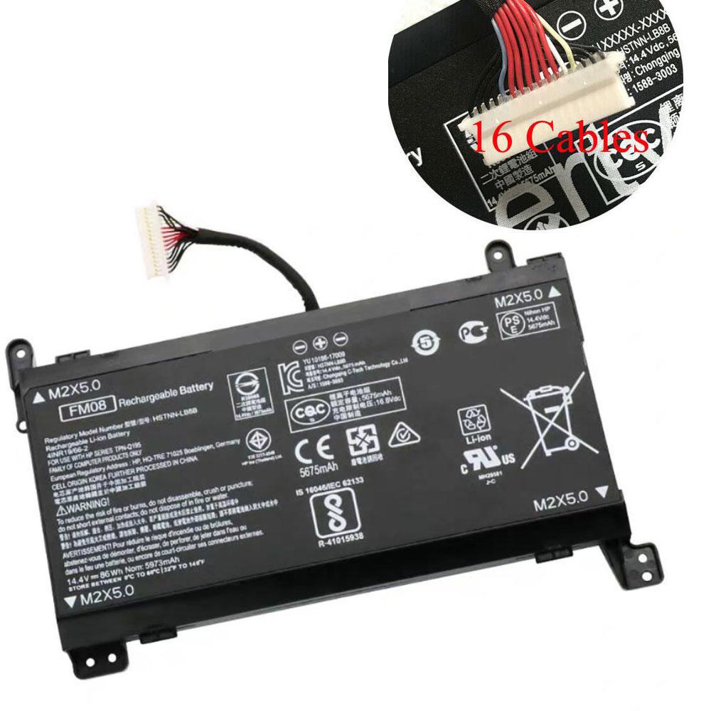 HP HSTNN-LB8B 922753-421 92297... Battery