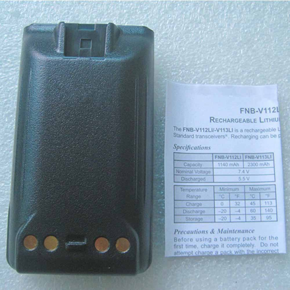 FNB-V113Li battery