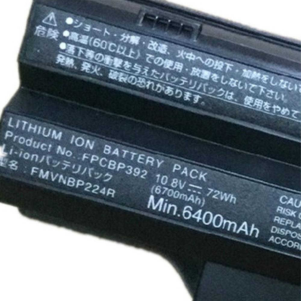 Fujistu SH782 S782 Series battery