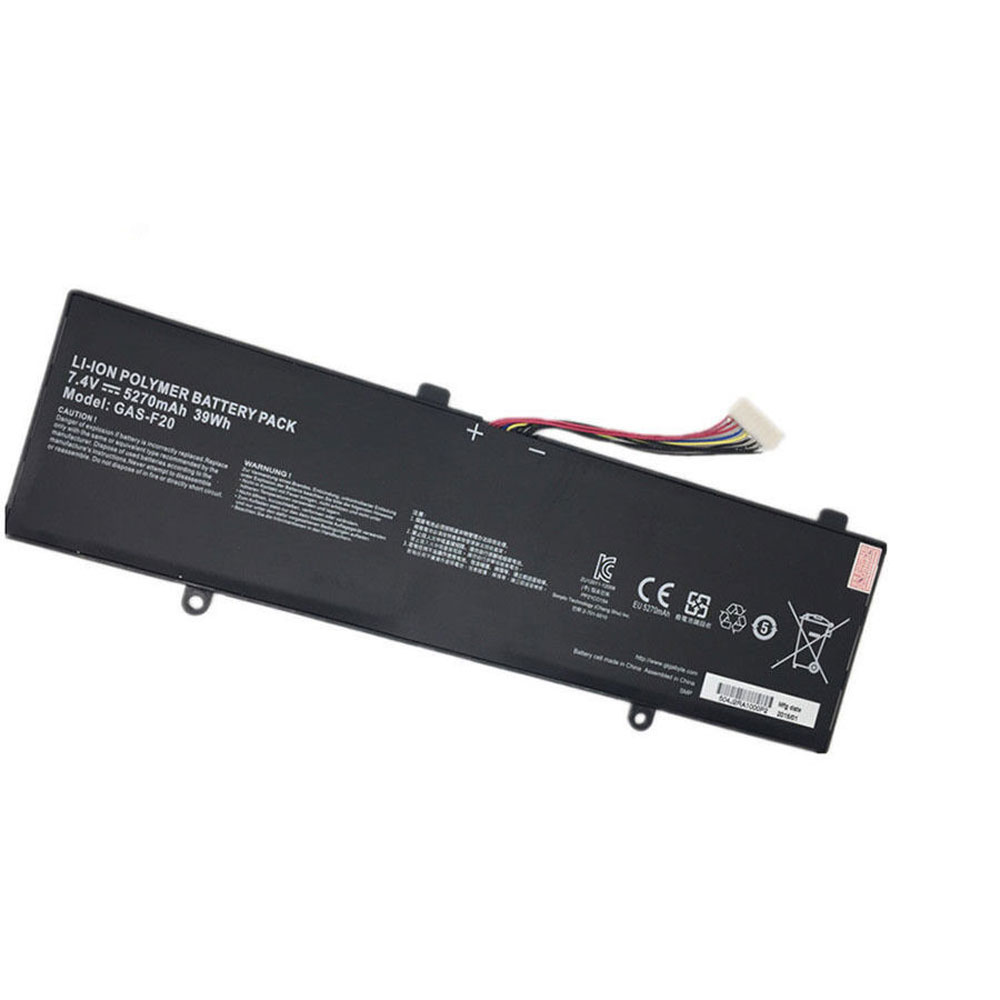 Gigabyte S1185 Series battery