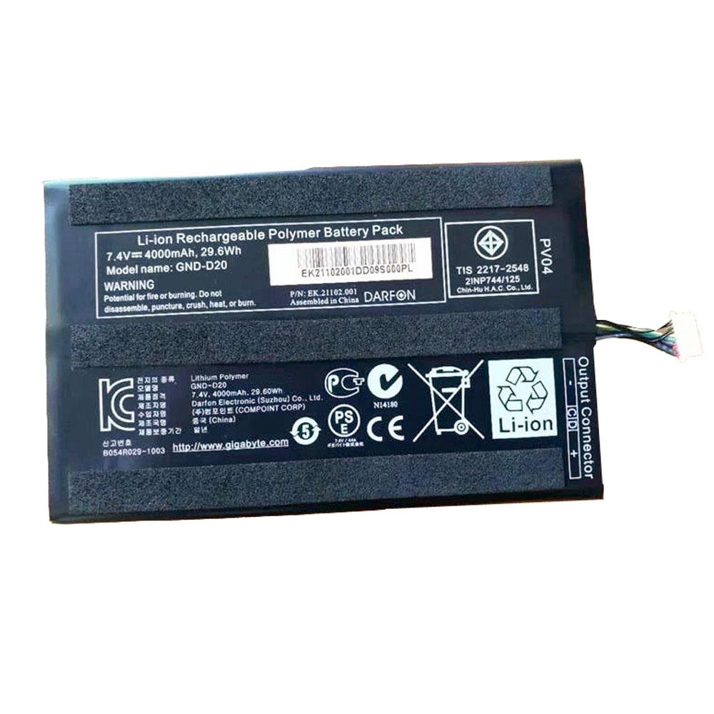 GND-D20 battery