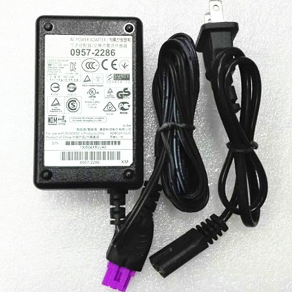 HP Deskjet 0957-2286 1000 2000 Adapter