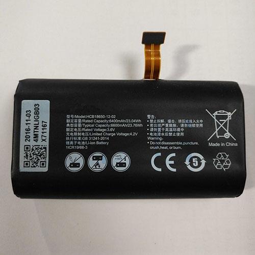 HCB18650-12-02 battery