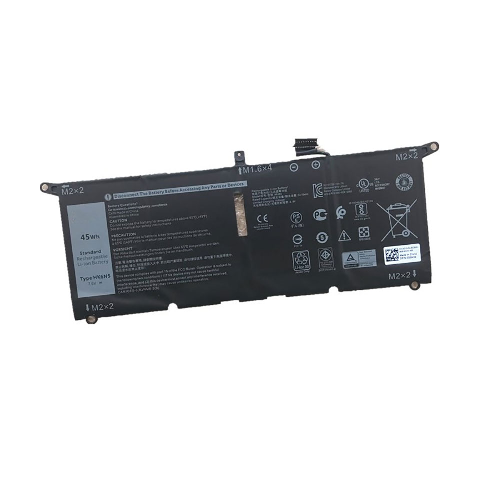 Dell Ins 13 5390 XPS 9370 9380 5390 battery