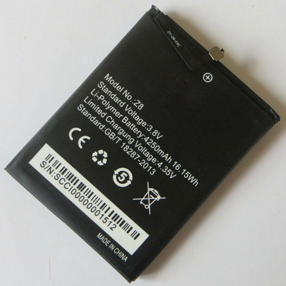Z8 battery