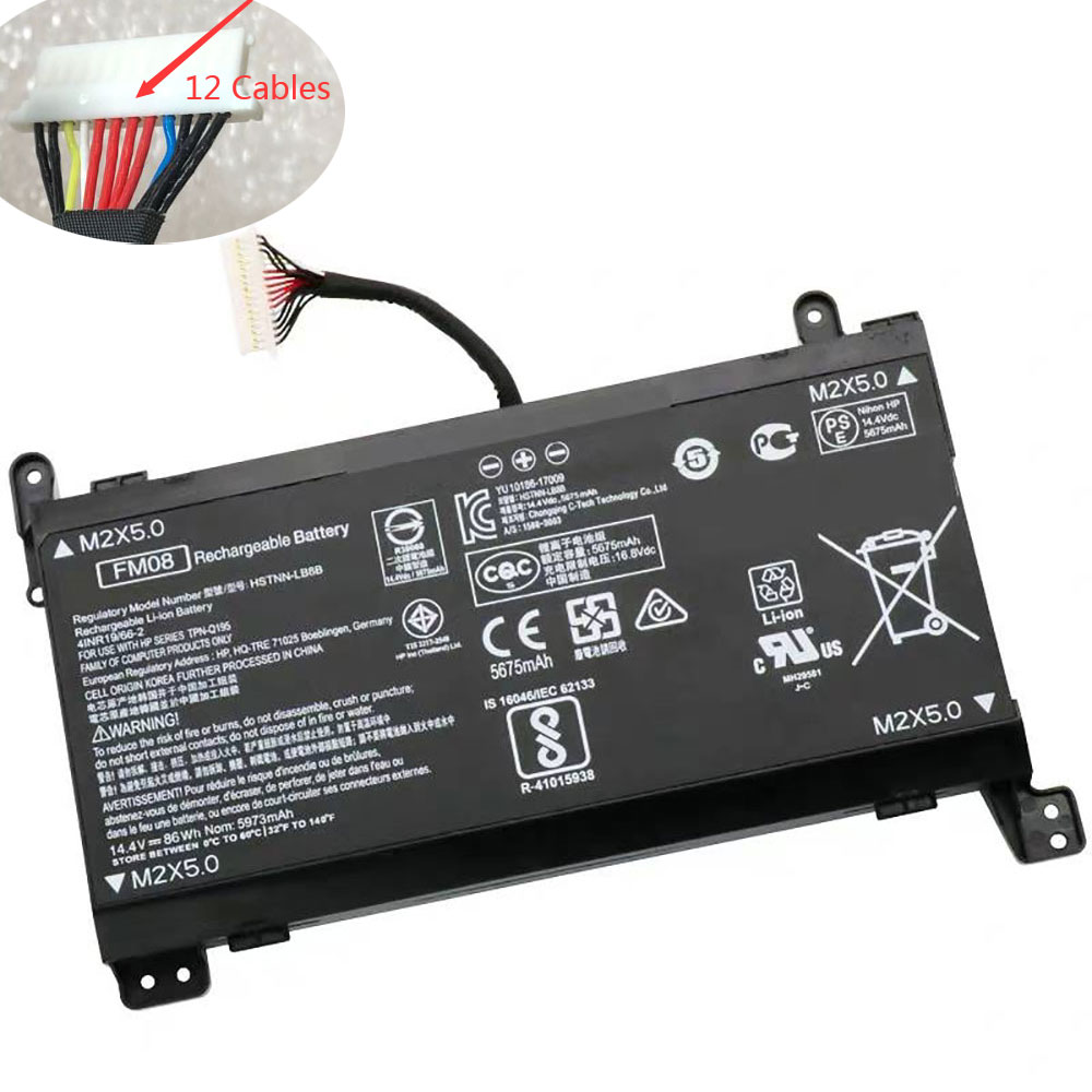 FM08 battery