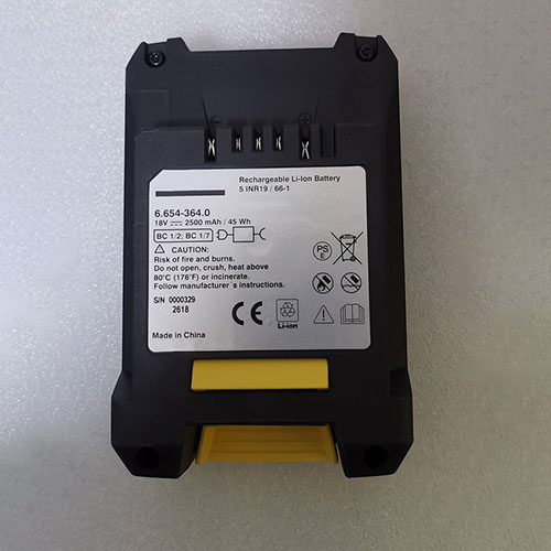 6.654-364.0 battery
