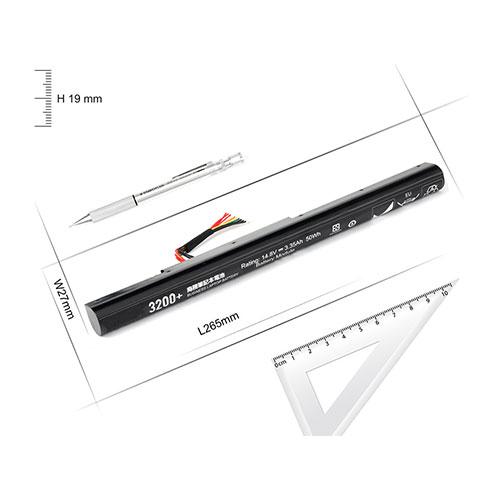 Lenovo Ideapad Z500 Z510 P500 battery