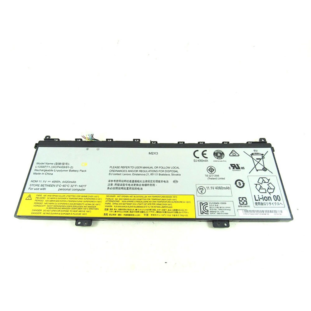 Lenovo IdeaPad Yoga 2 13 Series battery