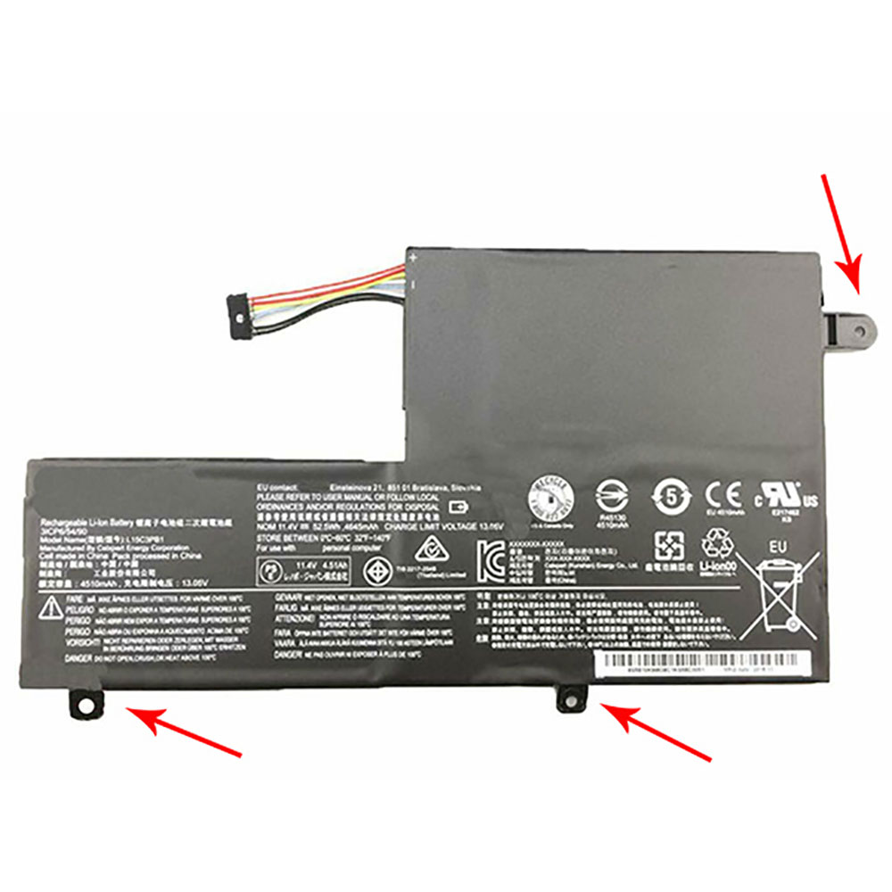 Lenovo Ideapad Flex 4 1470 148... Battery