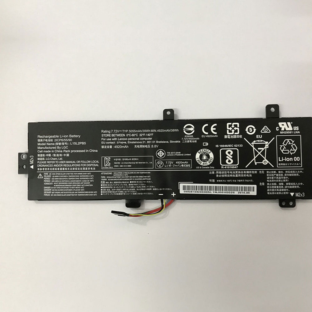 Lenovo IdeaPad 310 510 15ISK battery