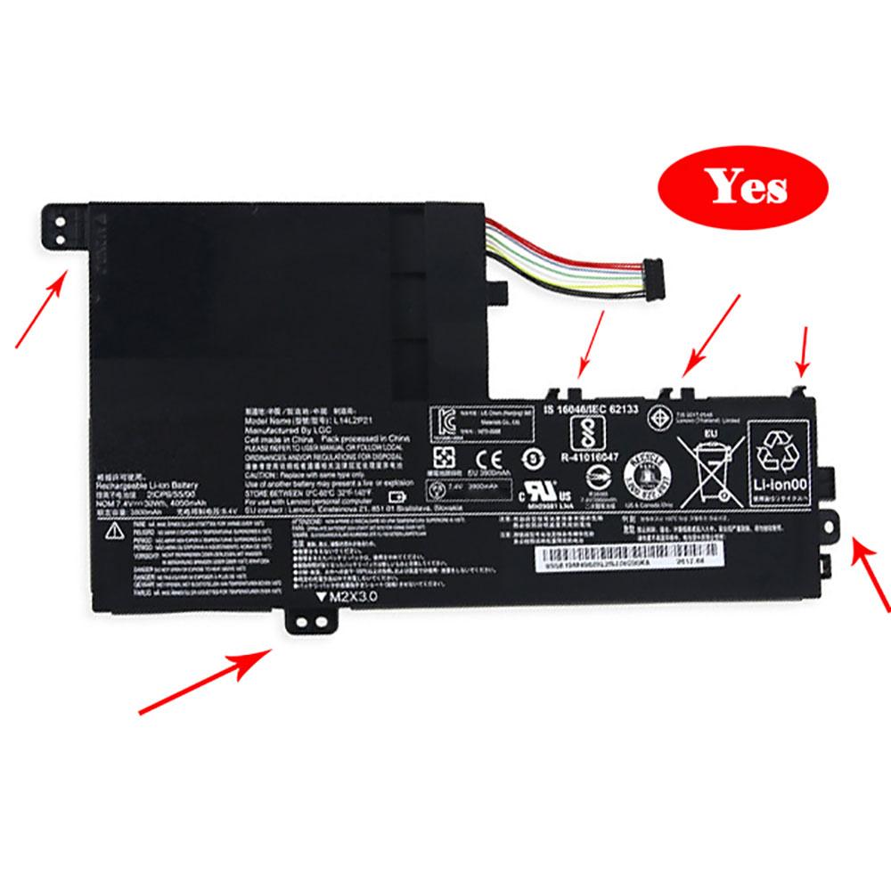 Lenovo IdeaPad 320S 14IKB Flex4 1470 1480 battery
